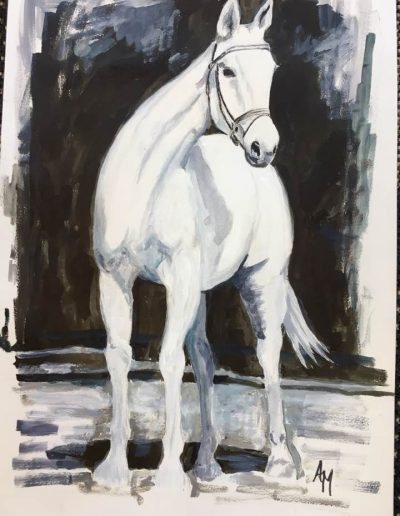 Annemiek Meijer_schilderijen_dieren