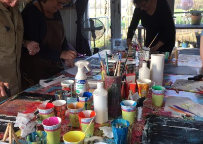 workshop acrylgieten